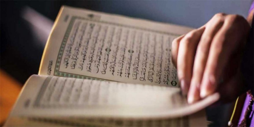 ''Kitabın Kur'an Olma Vasfı Onun Nüzulüyle Değil Okunmasıyla Tamamlanır''