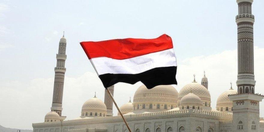 Yemen'de 'Özgürlüklerin Bastırılması' Protesto Edildi