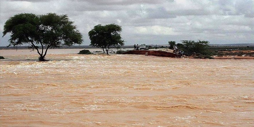 Somali'de Sel Felaketinde 16 Kişi Öldü