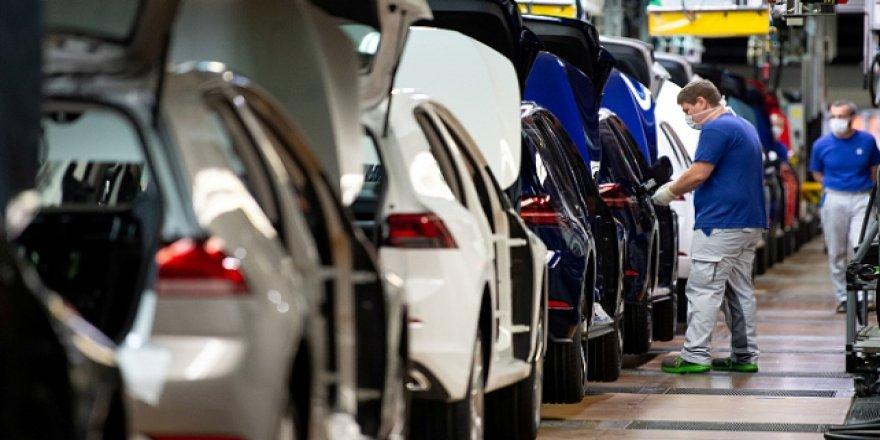 Alman Sanayi Üretiminde Yaklaşık Son 30 Yılın En Büyük Düşüşü