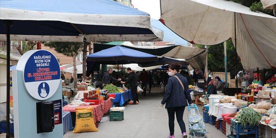 Pazar Yerlerinde Bazı Ürünlerin Satışı ile İlgili Kısıtlamalar Kalkıyor