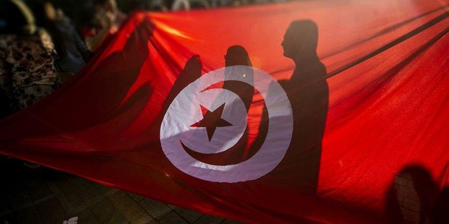 Tunus Cumhurbaşkanı Said ile Raşid Gannuşi'den Kaos Çağrılarına Tepki