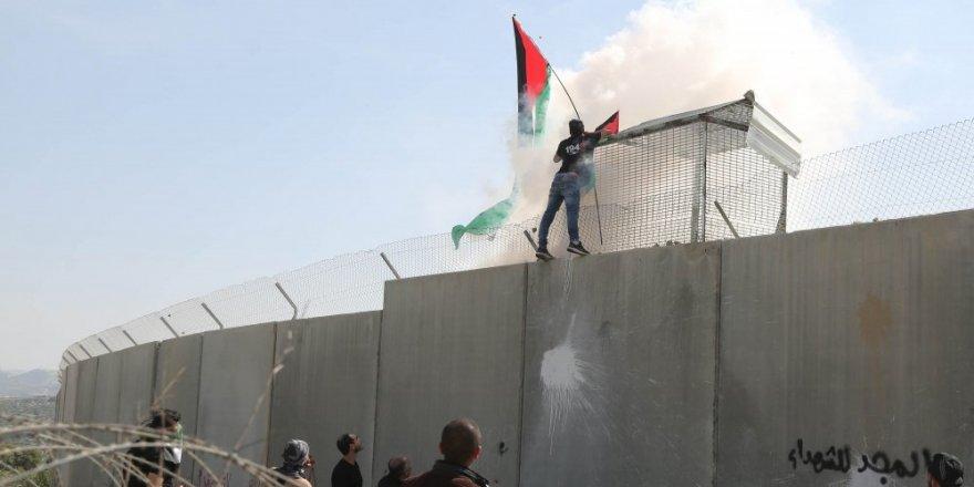 Batı Şeria'da Ayrım Duvarı'na Karşı Direniş Aktifleştirilecek