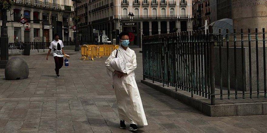 İspanya'da Kovid-19 Nedeniyle Son 24 Saatte 179 Kişi Öldü
