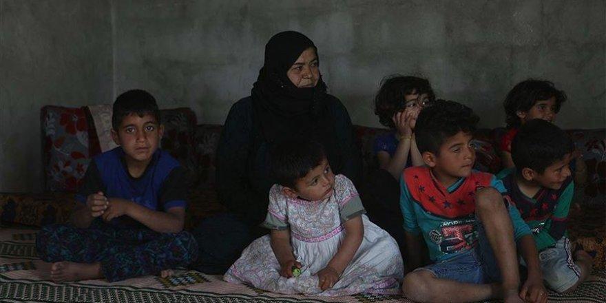 Torunlarıyla Yaşam Mücadelesi Veren Halepli Nine: Burada Anneler Günü Yoktur