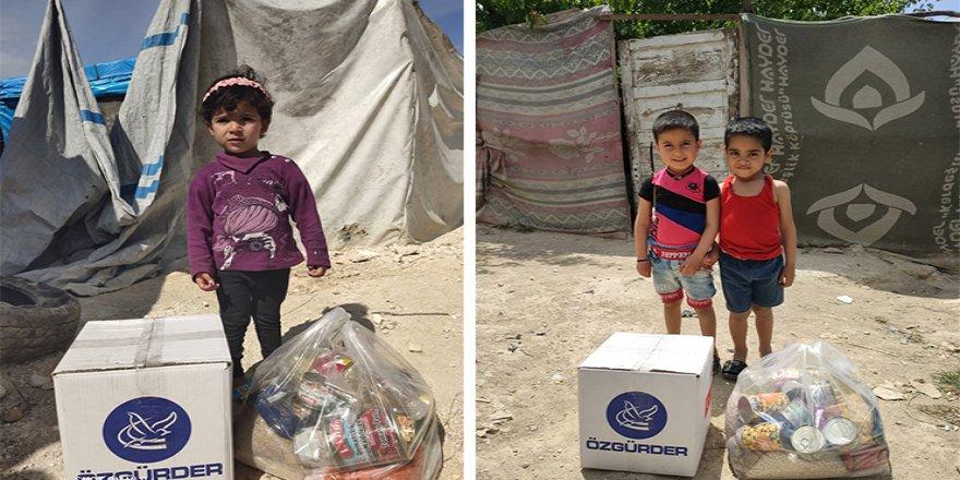 Hamd Olsun Rabbimize, Gazzeli Mazlumların Yardım Çağrıları Karşılıksız Kalmadı!