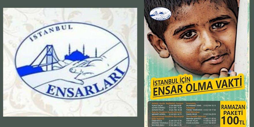 İstanbul Ensarları'ndan Koronavirüsten Olumsuz Etkilenen Muhacirlere Destek Çağrısı