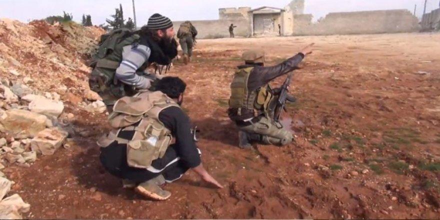 Hama Kırsalında Rejim Güçleriyle Mücahitler Arasında Şiddetli Çatışmalar