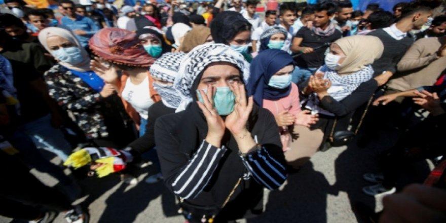 Irak'ta Hükümet Karşıtı Gösteriler Yeniden Alevlendi