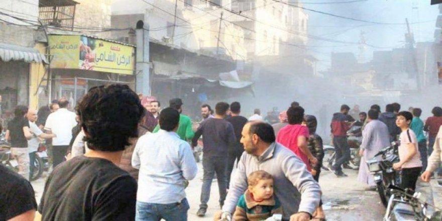 PKK/YPG'dan Bab'da İftar Vakti Bombalı Saldırı: 11 Sivil Yaralı