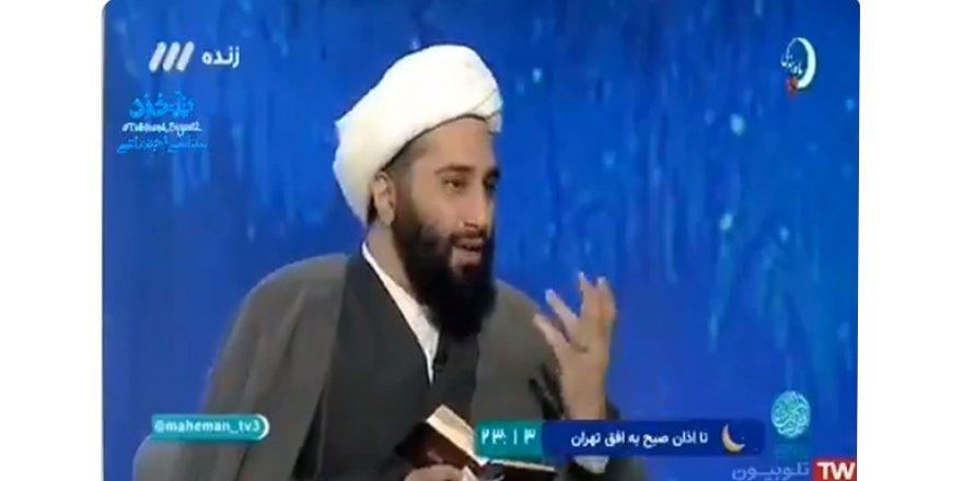 İranlı Molla:  Tevhid İlkesi Kuruntudan Ötesi Değildir!