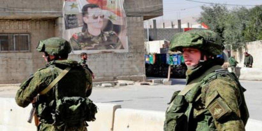 Af Örgütü Esed Rejimi ve Müttefiki Rusya'yı Suriye'de Savaş Suçu İşlemekle Suçladı