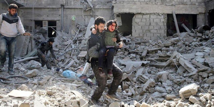 Alman Basınından Volksstimme: Suriye Kan Ağlarken Batı Seyirci Kalıyor