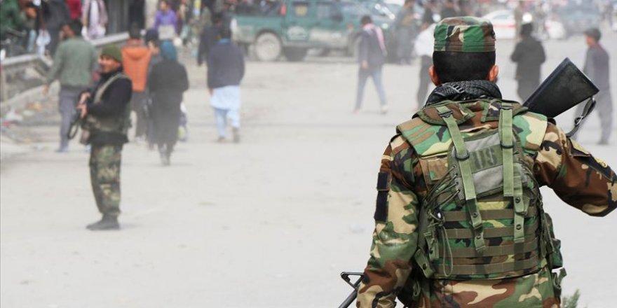 Afganistan'da Cenaze Töreninde Bombalı Saldırı