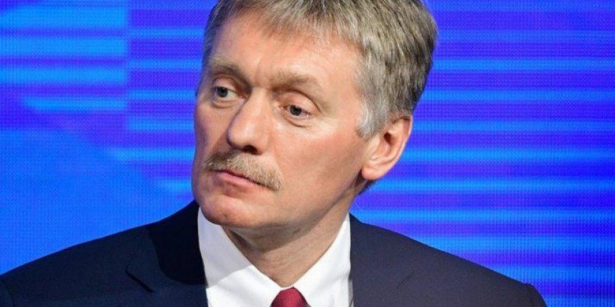 Kremlin Sözcüsü Peskov, Koronavirüse Yakalandı