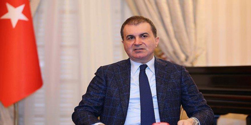 AK Parti Sözcüsü Çelik'ten CHP'li Ünal Çeviköz'e tepki