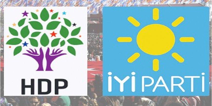 Millet İttifakında Derin Çatlak: HDP-İYİ Parti Kavgasında Ne Oldu, Kim Ne Söyledi?