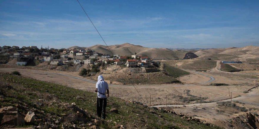 İsrail Halkının Çoğunluğu Batı Şeria'nın İlhakını Destekliyor