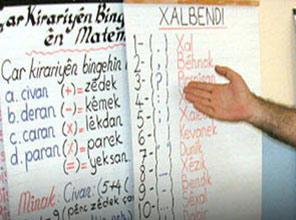 Üniversitede Kürtçe İçin İlk Zil!