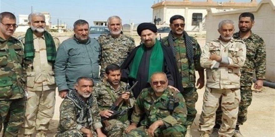 İranlı Molla Suriye'de Öldürüldü