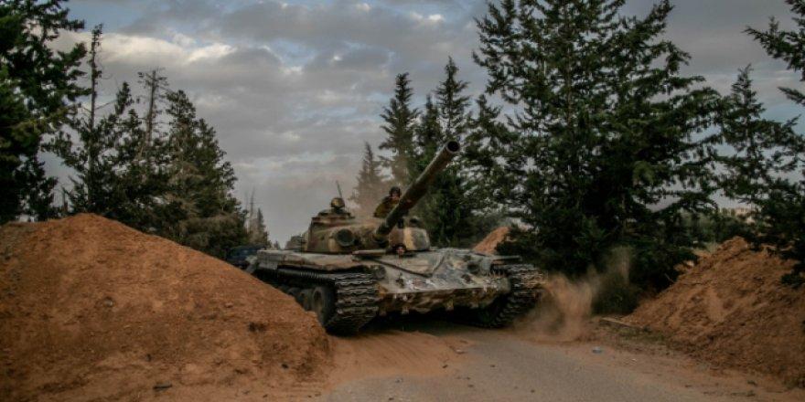 Libya'da 'Barış Fırtınası' Operasyonu Sürüyor