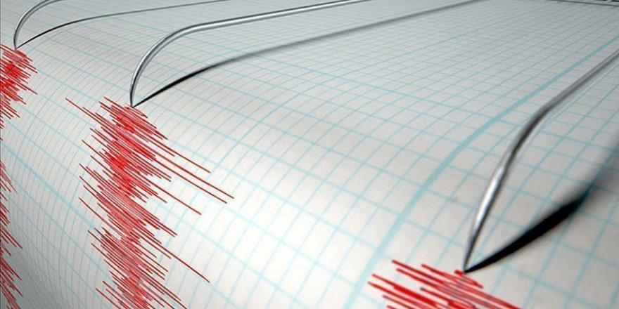 Akdeniz'de 4,2 Büyüklüğünde Deprem