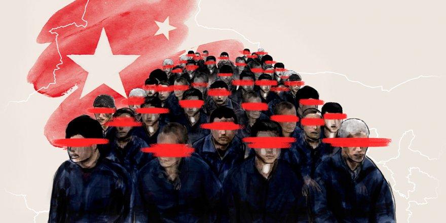 Doğu Türkistan'da Nüfus Kıyımının Belgesi