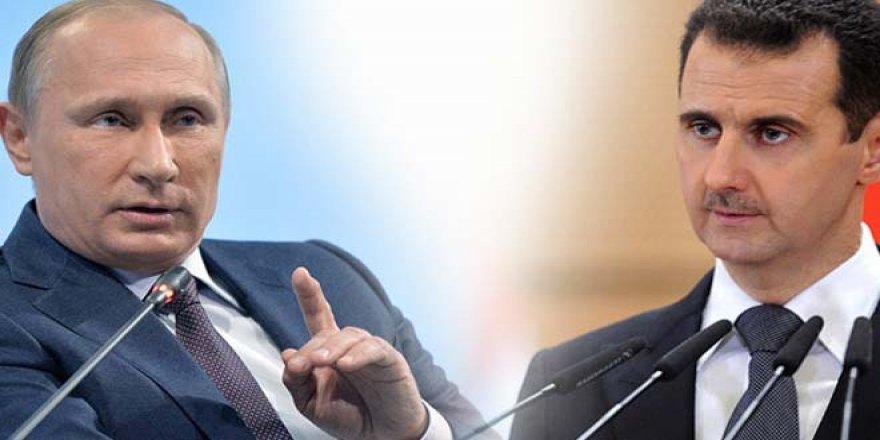 İşgalci Rusya Uşağı Esed'i Gözden mi Çıkardı?