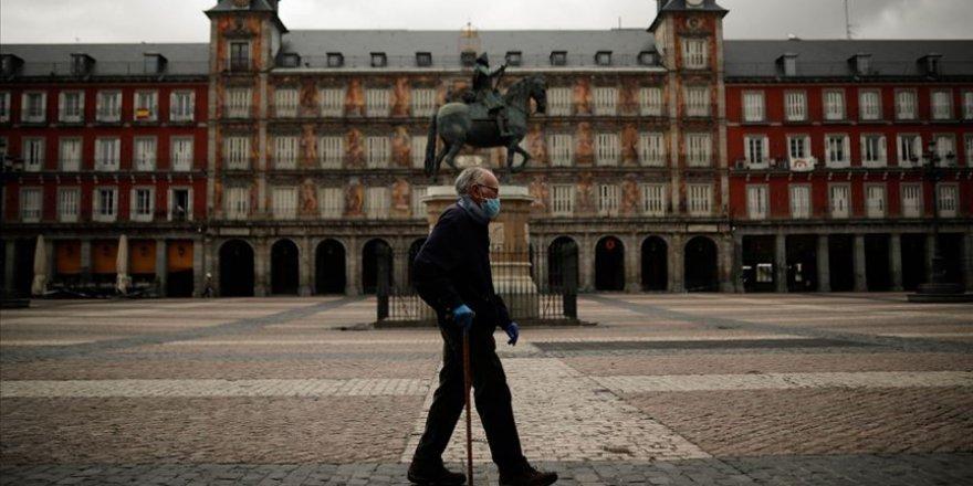 İspanya'da Kovid-19'dan Ölenlerin Sayısı 27 Bin 561'e Çıktı