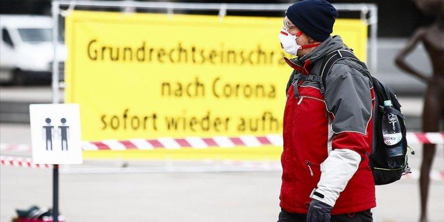 Almanya'da Son 24 Saatte Sadece 2 Kişide Virüs Tespit Edildi