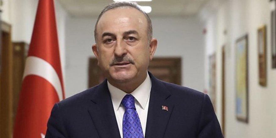 Bakan Çavuşoğlu: IMF'den hiçbir talepte bulunmadık