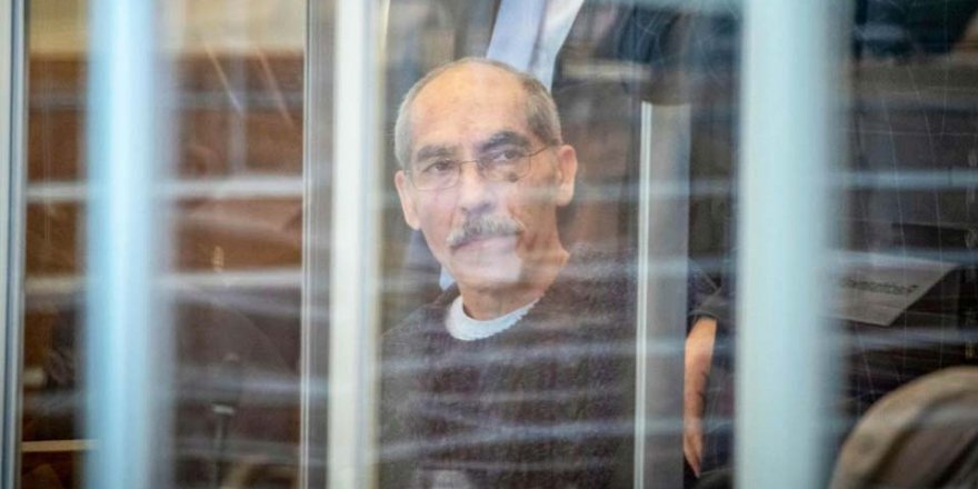 Esed İşkencecisi Almanya'da Hakim Karşısına Çıktı