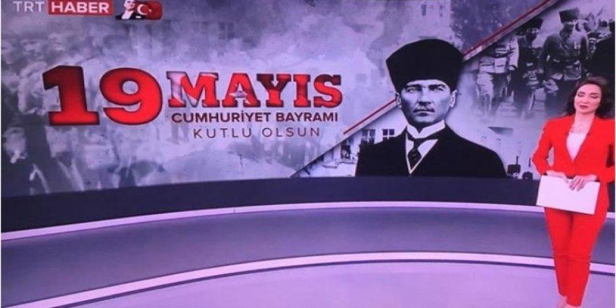 """Kemalistlerden TRT'ye """"Sen Nasıl 19 Mayıs'ı Bilmezsin"""" Şımarıklığı"""