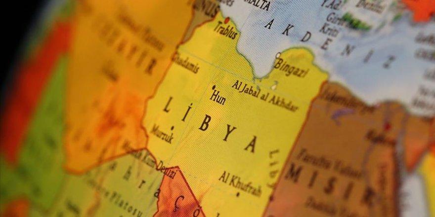 Trablus'un Güneyindeki Esabia Kenti Libya Hükümetine Katıldı