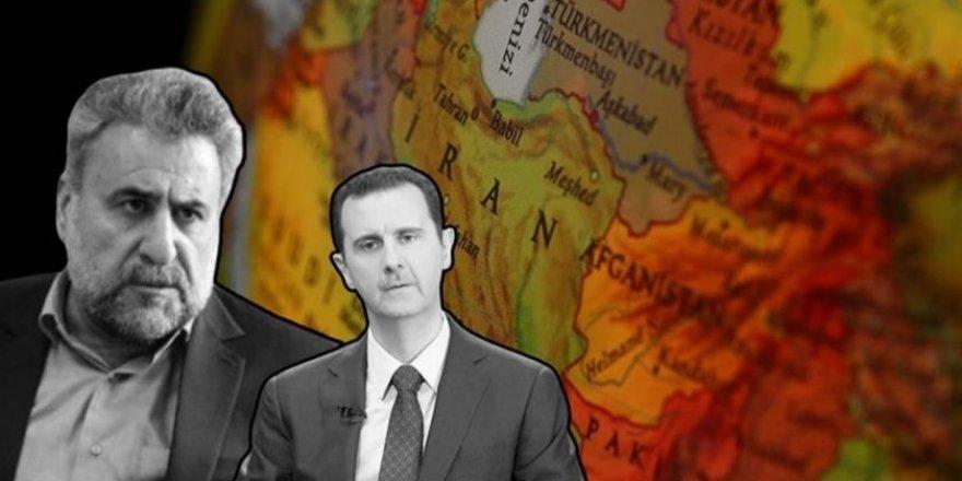 İran'ın Yapması Gereken Suriye'den Para İstemek Değil, Ülkeden Defolup Gitmektir!