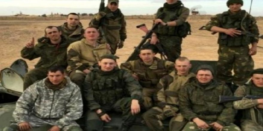 Rusya'dan Hafter'e Paralı Asker Desteği