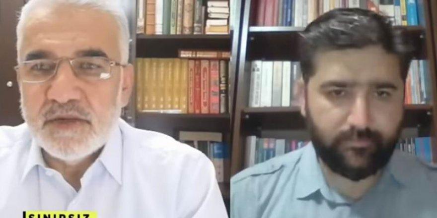 Hüda-Par Genel Başkan Vekili Zekeriya Yapıcıoğlu ile Gündem Üzerine