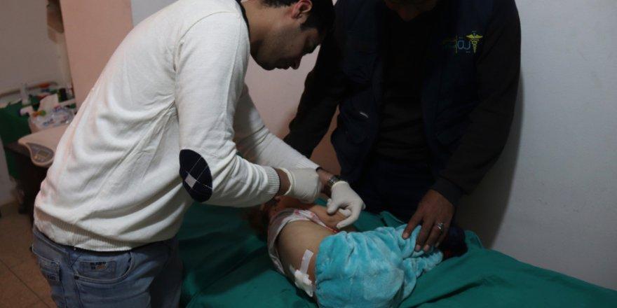 İdlib'deki Kanser Hastaları Türkiye'de Tedavi Görmek İçin Geçiş İzni Bekliyor