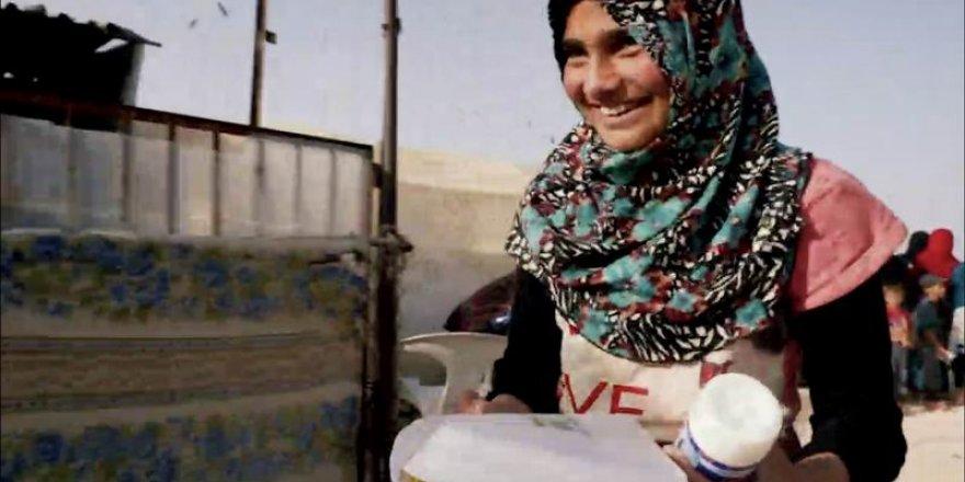 Amasya İHH ve Özgür-Der 1600 Aileye İftarlık Dağıttı