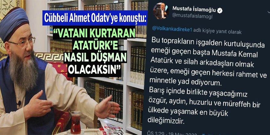 """Mustafa Kemal'in """"Büyük Kahraman"""" Olduğu Ortak Paydasında Buluşan 'Alimlerimiz'"""