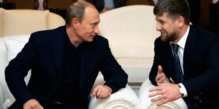 Putin'in Çeçenistan'daki Sağ Kolu Ramazan Kadirov Kovid-19'a Yakalandı