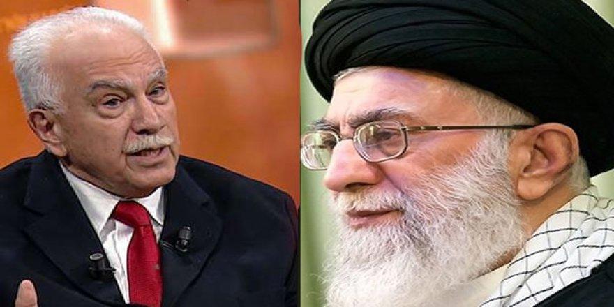 İran ve Perinçek, Kudüs'ü Kurtarmak İçin Safları Sıklaştırıyor!