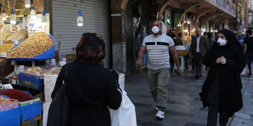 İran'da Koronadan Ölenlerin Sayısı 7 Bin 359'a Yükseldi