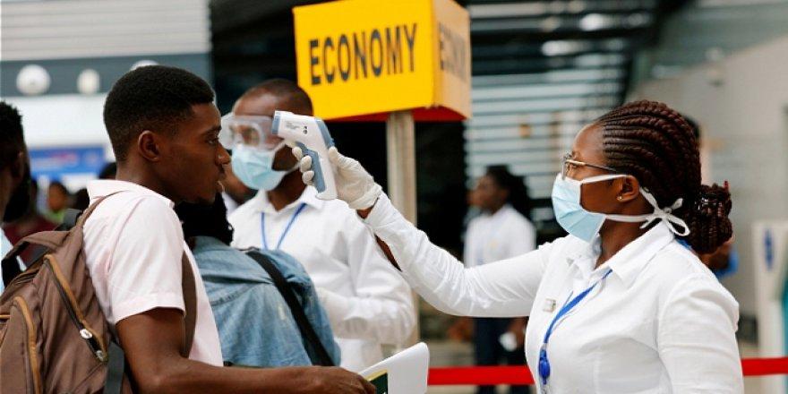 Afrika'da Vaka Sayısı 100 Bini Aştı