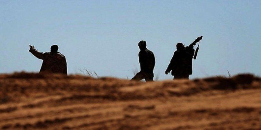 Libya Ordusu Hamza ve Yermük Askeri Kamplarını Hafter'den Geri Aldı