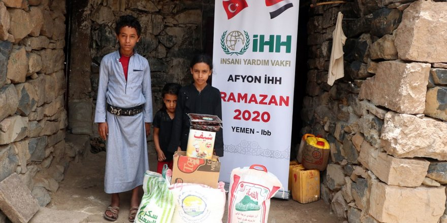 İHH Ramazan Boyunca 2 Milyondan Fazla Kişiye Yardım Ulaştırdı