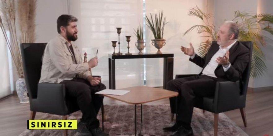 DEVA Partisinden Mustafa Yeneroğlu Sınırsız'a Konuştu