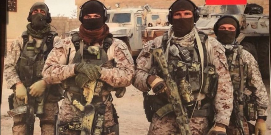1600 Rus Paralı Askeri Libya'dan Tahliye Edildi