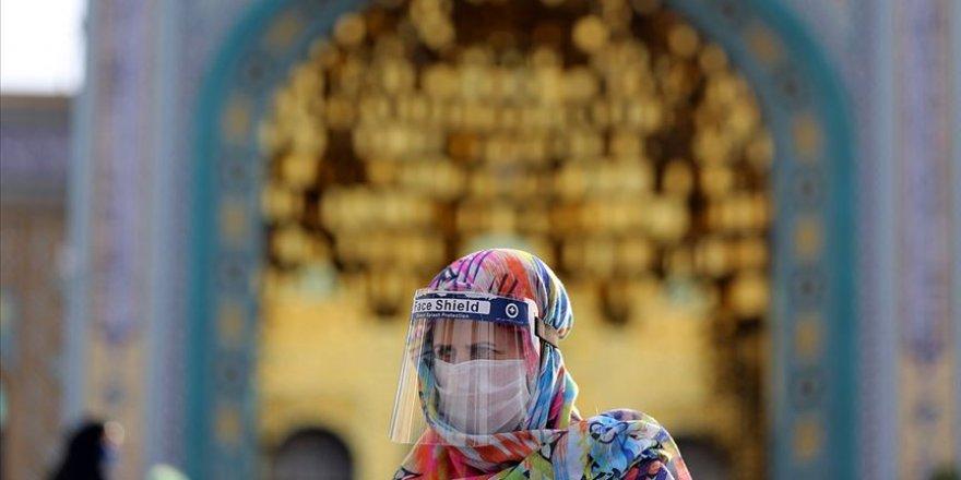 İran'da Koronadan Ölenlerin Sayısı 7 Bin 451'e Yükseldi