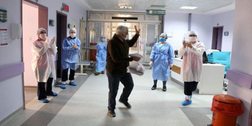 Türkiye'de Bugün Covid-19 Vaka Sayısı 987, Vefat Sayısı 29 Oldu